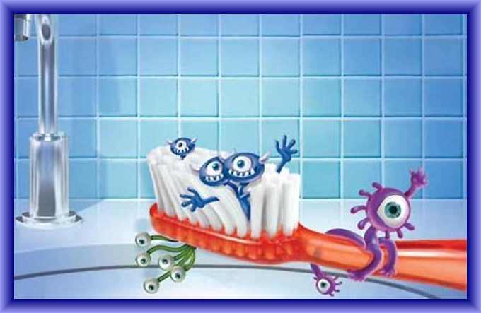 consejos para limpiar el cepillo de dientes eléctrico correctamente