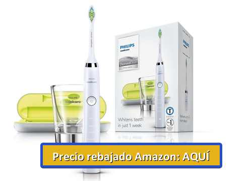cepillo de dientes electrico Philips HX9332
