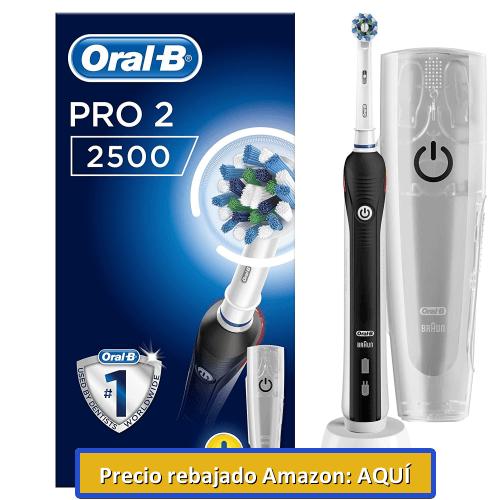 cepillo de dientes oralb pro 2500